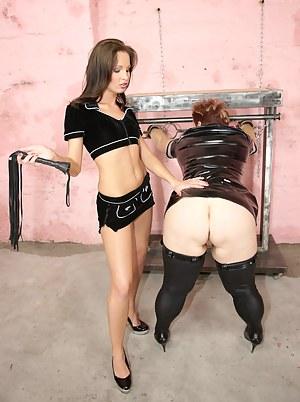 Fresh Girls BDSM Porn Pictures