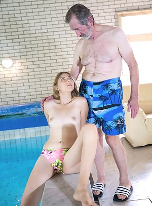 Fresh Old Man and Girl Porn Pictures